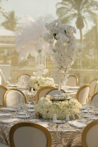Elegant Miami Fisher Island Wedding by Chris Weinberg Events