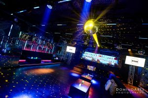 Go for the Gold Mitzvah at The Basement at the Edition by Chris Weinberg Events