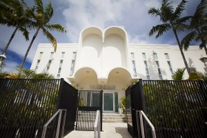Red Carpet Mitzvah Temple House Miami Beach by Chris Weinberg