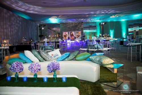 Soccer Mitzvah at Nobu Eden Roc Miami by Chris Weinberg Events