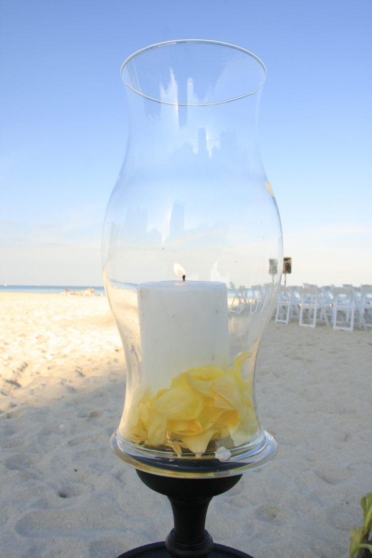 Seaside Mediterranean Bath Club Miami Beach Wedding by Chris Weinberg Events