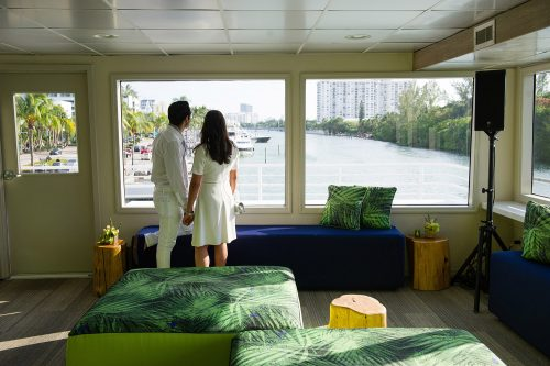 Havana Nights Miami Yacht Wedding by Chris Weinberg Events