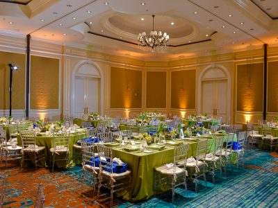 Shabbat Dinner at the Ritz Carlton Coconut Grove